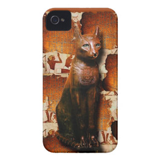 Ancient Egyptian Cat God Bastet iPhone 4 Cover