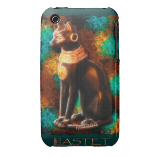 Ancient Egyptian Cat God Bastet II Case-Mate iPhone 3 Cases
