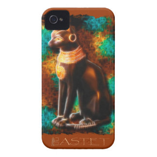 Ancient Egyptian Cat God Bastet II iPhone 4 Covers
