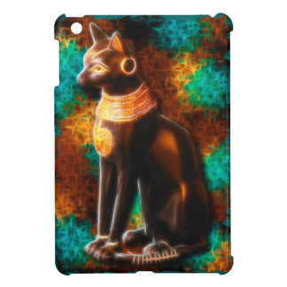 Ancient Egyptian Cat God Bastet II iPad Mini Covers