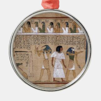Ancient Egyptian Christmas Ornament
