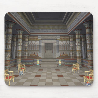 Ancient Egyptian Hall Mouse Pad