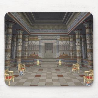 Ancient Egyptian Hall Mouse Pad