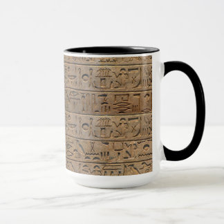 Ancient Egyptian Hieroglyphs History-lovers' #Gift Mug
