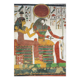 Ancient Egyptian Horus Invitations