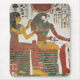 Ancient Egyptian Horus Mouse Pad