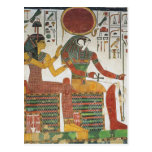 Ancient Egyptian Horus Postcard