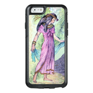 Ancient Egyptian Lady by Purple Stream Ferns OtterBox iPhone 6/6s Case