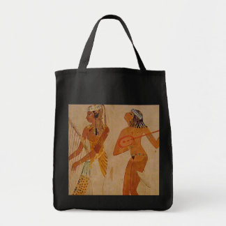 Ancient Egyptian Music Tote Bag