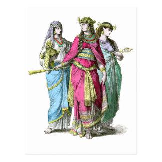 Ancient Egyptian Queen Cleopatra Postcard