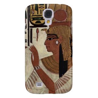 Ancient Egyptian Queen [Nefertari] Galaxy S4 Case