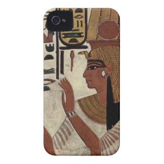 Ancient Egyptian Queen [Nefertari] iPhone 4 Case
