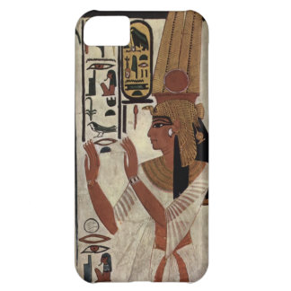 Ancient Egyptian Queen [Nefertari] iPhone 5C Case