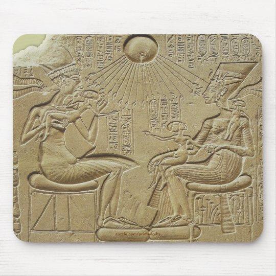 ANCIENT EGYPTIAN Temple Art Mousepad