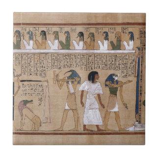 Ancient Egyptian Tile