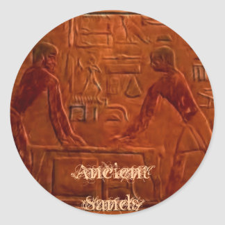 ANCIENT EGYPTIANS ART Stickers