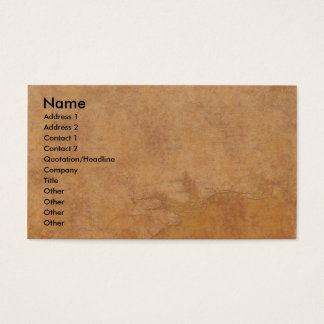 Ancient Elements Business Card