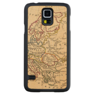 Ancient Europe Carved Maple Galaxy S5 Case