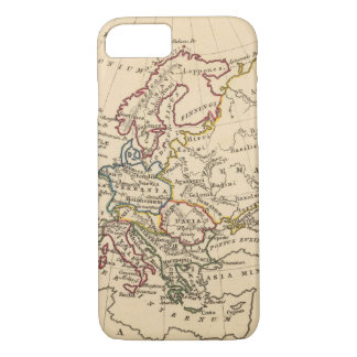 Ancient Europe iPhone 8/7 Case