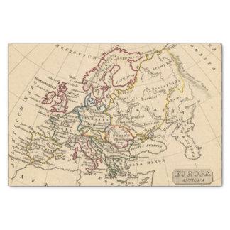 Ancient Europe Tissue Paper