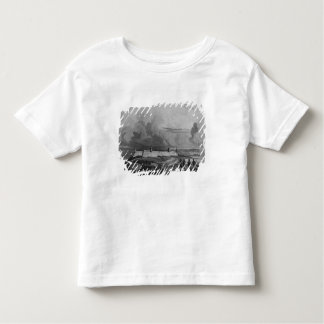 Ancient Fort on the Rio-Grande, from 'Bresil Tee Shirt