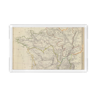 Ancient France Acrylic Tray