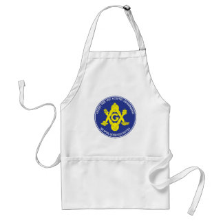 ANCIENT FREE AND ACCEPTED GRANDPARENTS CHEF APRON