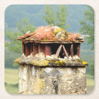 Ancient French Chimney Coasters