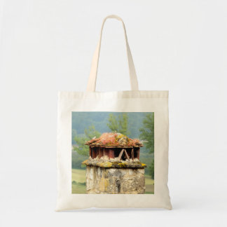 Ancient French Chimney Tote Bag