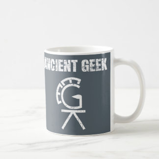 Ancient Geek Puzzle Mug