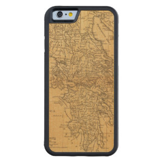 Ancient Greece 2 2 Carved Maple iPhone 6 Bumper Case