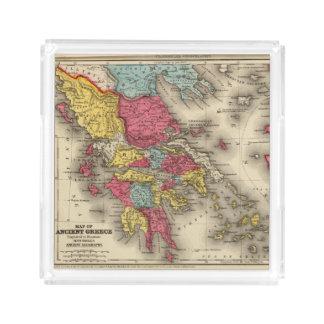 Ancient Greece 2 Acrylic Tray