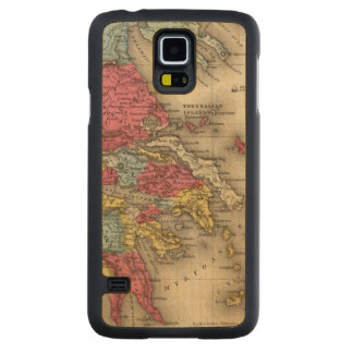Ancient Greece 2 Carved Maple Galaxy S5 Case