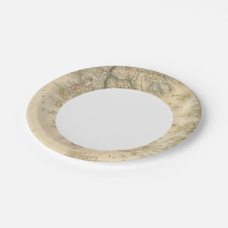 Ancient Greece 3 7 Inch Paper Plate