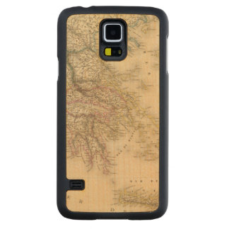 Ancient Greece 3 Carved Maple Galaxy S5 Case