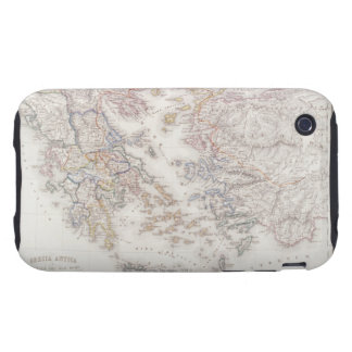 Ancient Greece iPhone 3 Tough Cover