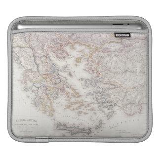 Ancient Greece iPad Sleeves