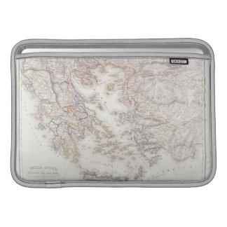 Ancient Greece MacBook Sleeve