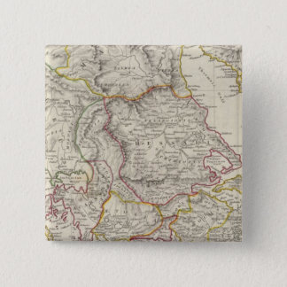 Ancient Greece, northern 15 Cm Square Badge