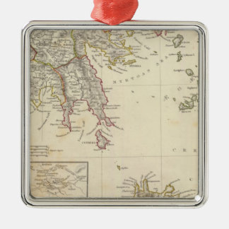 Ancient Greece, southern Christmas Ornament