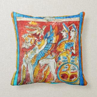 ancient greece traditional greek mythology wall pa cushion
