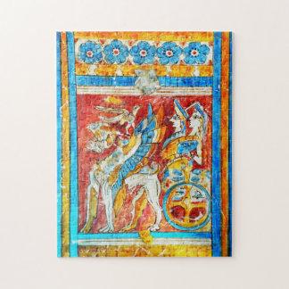 ancient greece traditional greek mythology wall pa jigsaw puzzle