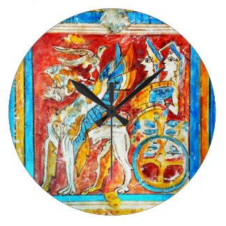 ancient greece traditional greek mythology wall pa large clock