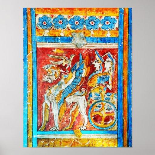 ancient greece traditional greek mythology wall pa poster