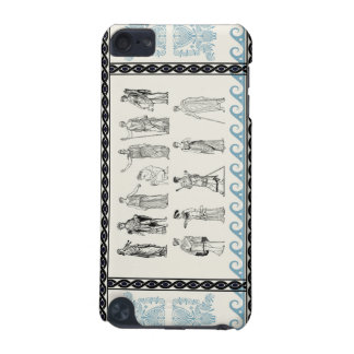Ancient Greek Gods and Goddesses iPod Touch Case