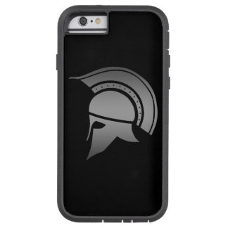 Ancient Greek Spartan Helmet Tough Xtreme iPhone 6 Case