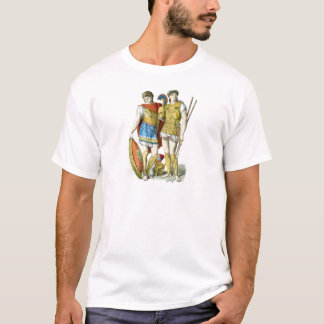 Ancient Greek Warriors T-Shirt