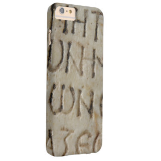 Ancient Greeks Barely There iPhone 6 Plus Case
