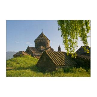 Ancient Haghpat Monastery Acrylic Wall Art