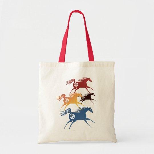 Ancient Horses Bag